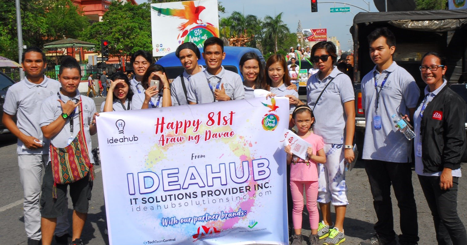 Marketing Media Cloud Took First-Hand Experience in 81st Araw ng Dabaw