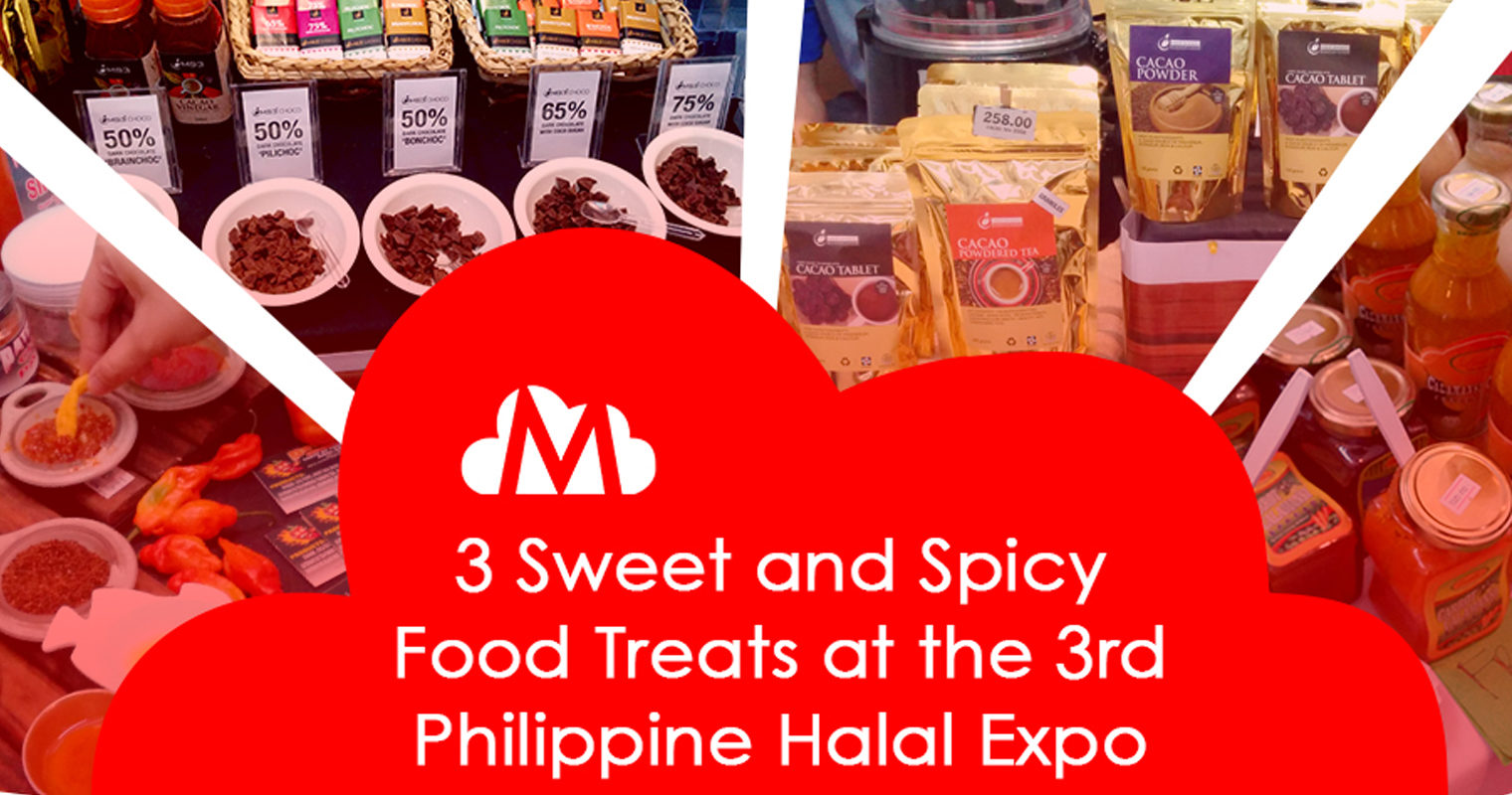 3 Sweet and Spicy Food Treats at the 3rd Philippine Halal Expo
