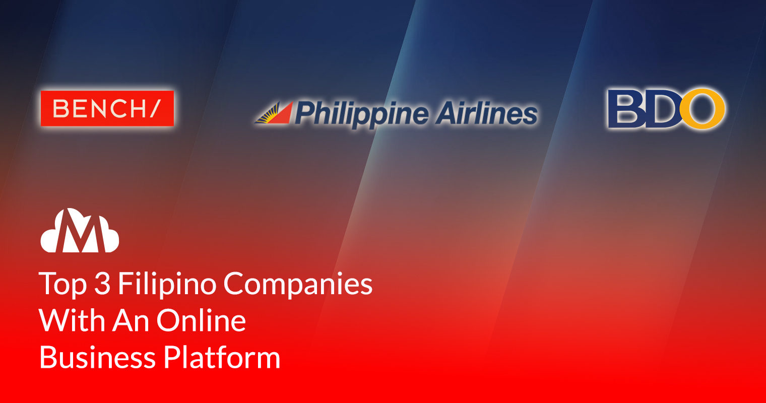 Top 3 Filipino Companies With An Online Business Platform